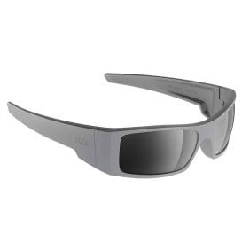 Buy H2Optix H2014 Waders Sunglasses Matt Grey, Grey Silver Flash Mirror