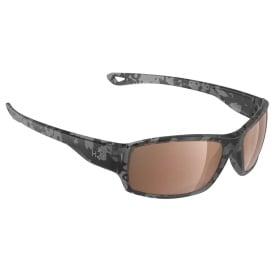 Buy H2Optix H2038 Beachwalker Sunglasses Matt Tiger Shark, Brown Lens