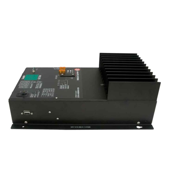 Buy Analytic Systems BCA1000V-110-12 AC Charger 2-Bank 60A, 12V Out, 110V