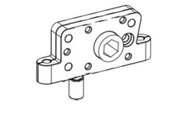 Buy Maxxair Vent 10A20281K-1AF Operator Mechanism - Exterior Ventilation