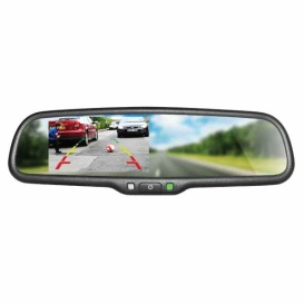 Buy RT AK2-043LA 4.3In Rearview Mirror - Rear View Mirrors Online RV Part