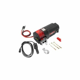 Buy Bulldog 500400 2500Lbs Winch W/Rope&Remote - Towing Accessories