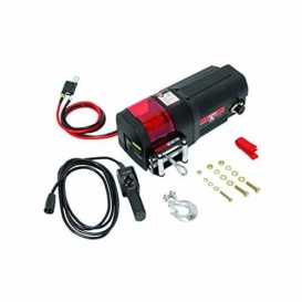 Buy Bulldog 500402 4500Lbs Winch W/Rope&Remote - Towing Accessories