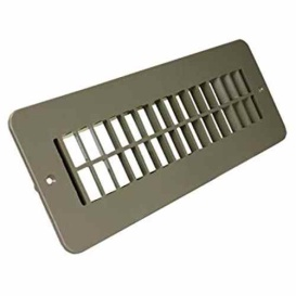 Buy JR Products 288-86-A-TN-A Floor Register Undampered, Tan - Unassigned