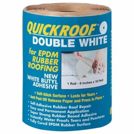Buy Cofair Products WRQR616 Quick Roof Rubber White B - Unassigned