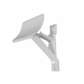 Buy Carefree R00483WHT Cradle With Bracket - Whi - Awning Accessories
