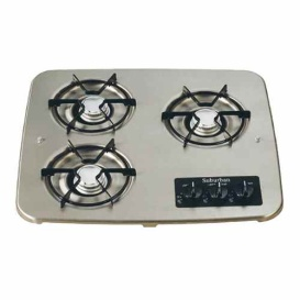 Buy Suburban 2938A Drop-In Stove Sdn3 Burner - Ranges and Cooktops