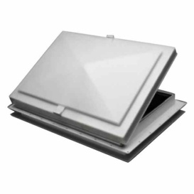 Buy Hengs Industries 58621-C2 Escape Hatch 15 X 22 Whit - Emergency Exits