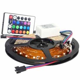 Buy Eclairage VR RGB-1660IR-DC Led Strip Light Kit - Lighting Online RV