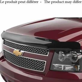 Buy Stampede 2263-2 Hood Deflector Smoke Dodge Caravan 11-18 - Custom