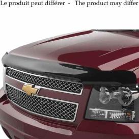Buy Stampede 2418-2 Hood Deflector Smoke Nissan Titan Xd 16-20 - Custom
