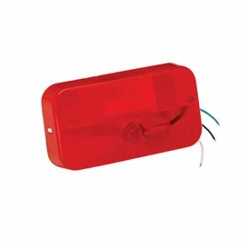 Buy Bargman 30-92-001 Taillight Surface Red - Lighting Online RV Part Shop
