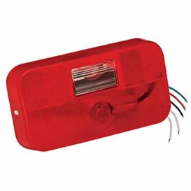 Buy Bargman 30-92-002 Taillight Surface Mount Red - Lighting Online RV