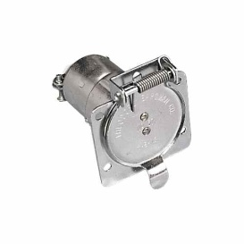 Buy Bargman 50-57-503 7-Way Connector (Car) - Towing Electrical Online|RV