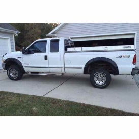 Fender Flares Ford F250/350/450 Super Duty 99-07