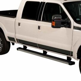 Buy Putco 9751221BP Rocker Panel Gmc Sierra Dbl Cab 15-18 - Rocker Panels