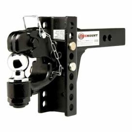 "Pintle Hook Kit - 2"" Sq. W 2-5"