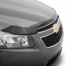 Buy AVS 320047 Aeroskin Acrylic Hoodprotector Fiesta 14-19 - Custom Hoods