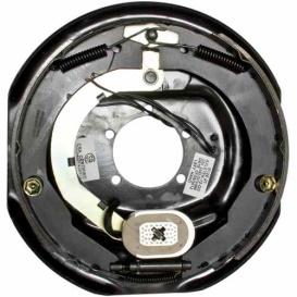 "Buy Axletek B1212E-21 Elec Brake 12-1/4X5"" 12K Lh - Axles Hubs and"