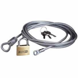 Buy Budge CBL-1 Cable Lock - Car Covers Online|RV Part Shop Canada