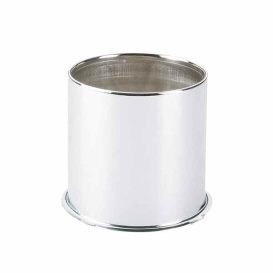"""Buy Push Thru Stainless Cap Open 4.25"""" Dia 4.12"""" Tall Ceco CD104SS -"""