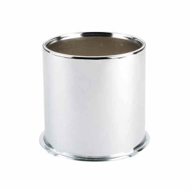 """Buy Push Thru Stainless Cap Open 4.90"""" Dia 4.83"""" Tall Ceco CD105SS -"""