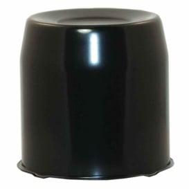 Buy Push Thru Black Cap Closed 88.2Mm Dia 76.2Mm Tall Ceco CD108B - Wheel