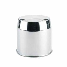 "Buy Push Thru Stainless Cap Closed 5.12"" Dia 4.86"" Tal Ceco CD111SS -"