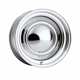Buy Ceco CD525610 Smoothie Series 52 15X6 5-114.3/120.7 3P C3.19 Chrome -