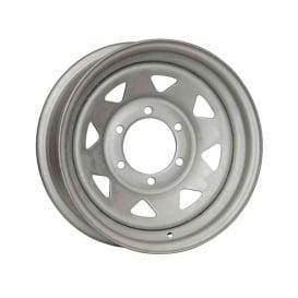 Buy Ceco CD814612 8 Spoke Dacromet 14X6.5 5X114.3 Et0 Cb83.8 - Wheels and