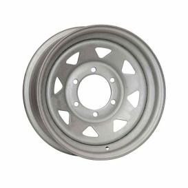 Buy Ceco CD817680 8 Spoke Dacromet 16X6 8X165.1 Et0 Cb130 - Wheels and