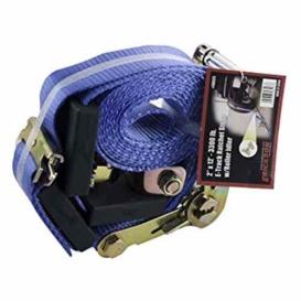 "Buy Erickson 58523 2"" X 12' 6000 Lb Adjustable Tire Strap W/ E-Track"