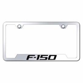 Buy Plates Chrome F150 Automotive Gold GF.F15.EC - License Plates