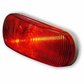 "Buy Jammy J-652-R Red 6"" Oval Prime2 Led Grommet Mount S/T/T Light -"