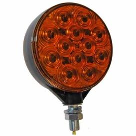Buy Jammy J-755-AR Led Pedest.Lamp Amber/Red - Lighting Online|RV Part