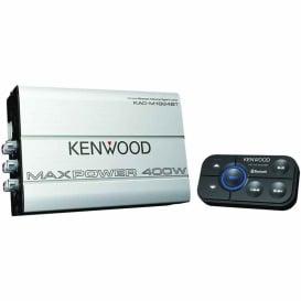 Buy Kenwood KAC-M1824BT 4Channel Amp.Bt 45Wx4 - Marine Audio Video
