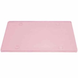 Buy License Plate Guard Pink CLA 09-864 - License Plates Online|RV Part