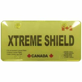 Buy License Plate Guard Yellow CLA 09-865 - License Plates Online|RV Part