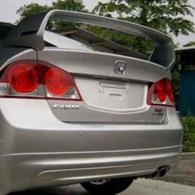 Buy CLA 18-207M Spoiler Mugen Civic 4D 06-11 - Spoilers Online|RV Part