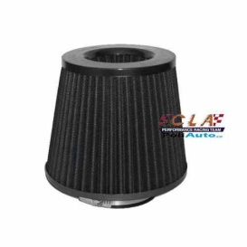 """Buy CLA 25-259 BLACK Universal Air Filter 3"""" Inlet - Automotive Filters"""