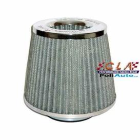 Buy CLA 25-259 CHROME Hi-Flow Air Filter Chrome - Automotive Filters