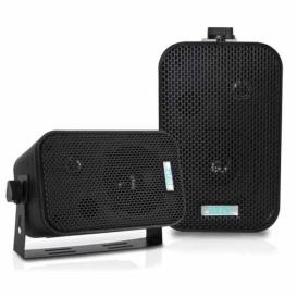 """Buy Pyle PDWR30B 3.5"""" Waterproof Speakers - Marine Audio Video Online RV"""