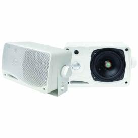"Buy Pyle PLMR24 3.5"" Marine Speaker 200W Max - Marine Audio Video"