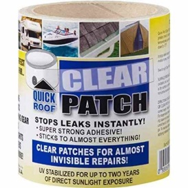 Clear Patch 4'' X 20' Roll