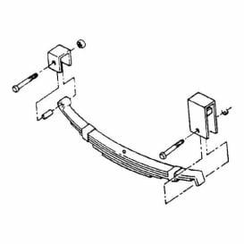 """Buy RT RT3000D Single Susp.Kit 2"""" Slipper - Handling and Suspension"""
