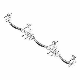 "Buy RT RT3000K Hd Triple Susp.Kit 2"" Slipp - Handling and Suspension"