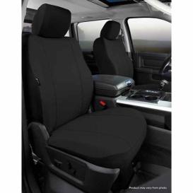 Buy FIA SP89-44 BLACK Front Seat Cover Black Dodge Ram 1500 19-20 - Seat