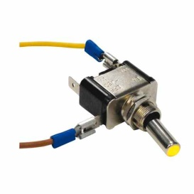 Buy SPT ST204 Toggle Switch W/Amber Light - Switches and Receptacles