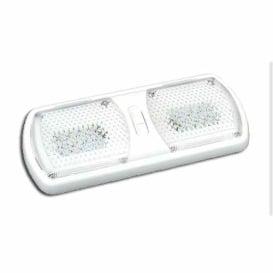 Buy Thinlite LED312-1 12V Double Led Dome Light - Lighting Online|RV Part