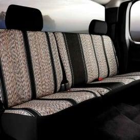 Buy FIA TR42-68 BLACK Rear Seat Cover Black Silverado/Sierra 1500 19-20 -